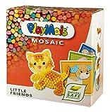 Playmais - 160182 - Kit De Loisirs Créatifs - Mosaïque Animaux De Compagnie