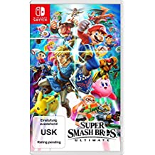 Super Smash Bros. Ultimate - [Nintendo Switch]