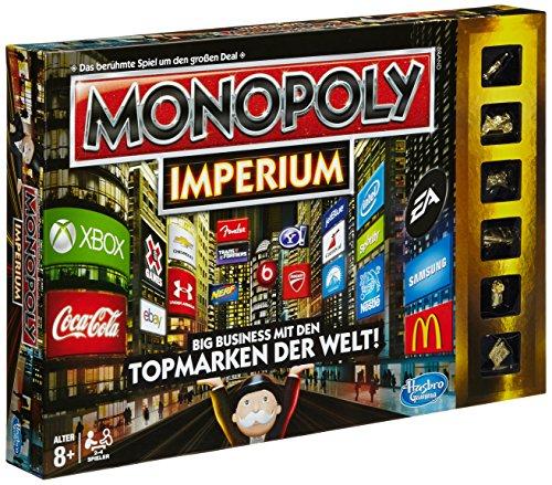 Hasbro Monopoly Empire - Juego de Tablero Multi