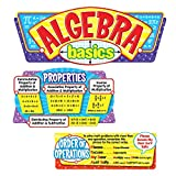 Trend Enterprises Algebra Basics Bulletin Board Set (t-8256)