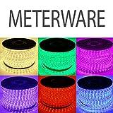 LED Lichterschlauch Lichtschlauch Lichterkette Licht Leiste Xmas Schlauch für Innen