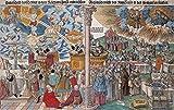 Berkin Arts Lucas Cranach the Younger Giclée Leinwand Prints Gemälde Poster Reproduktion(Protestantismus und Katholizismus)