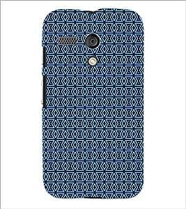 PrintDhaba Pattern D-5184 Back Case Cover for MOTOROLA MOTO G (Multi-Coloured)