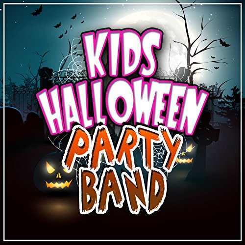 Kids Halloween Party Band