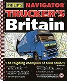Philip's Navigator Trucker's Britain: Spiral (Road Atlas)