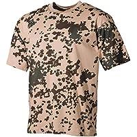 BW Camiseta, manga corta, 00103Y - Camuflaje tropical BW, S