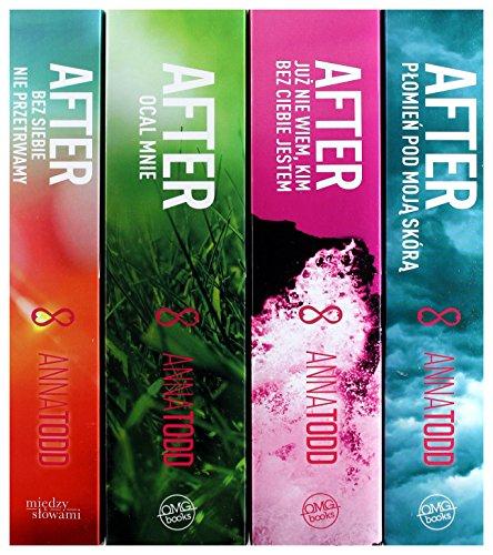 Buchcover After (Tom 1-4) - Anna Todd [KSIĄŻKA]