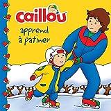 Caillou apprend à patiner
