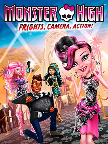 Image of MONSTER HIGH: FRIGHTS, CAMERA, ACTION!