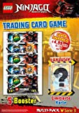 Best single card Card Yugiohs - LEGO Ninjago Trading Cards Series III 50Booster im Review