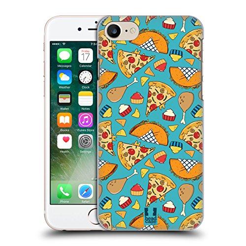 Head Case Designs Coque pour Apple iPhone 4 et 4S Motif flamant rose Pizza Et Taco