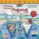 LESEMAUS, Band 147: Unterwegs mit dem Flugzeug