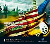 Englisch lernen mit The Grooves: Groovy Verbs.Coole Pop & Jazz Grooves / Audio-CD mit Booklet (The Grooves digital publishing)