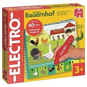 Electro Wonderpen Auf Dem Bauernhof Preescolar Niño/niña - Juegos educativos, Preescolar, Niño/niña, 3 año(s), 18 páginas, Alemán