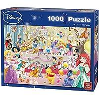 "King 5264"" Disney Happy Birthday Puzzle (1000-Piece)"