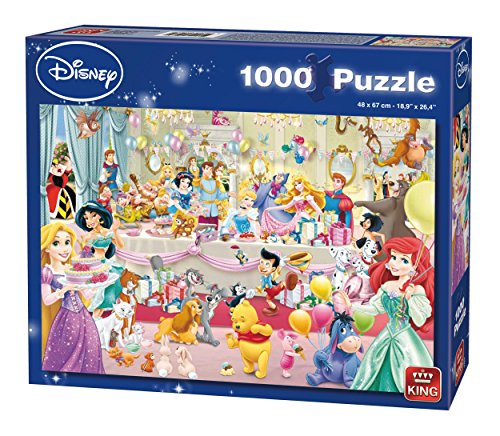 Disney Puzzle Classic Happy Birthday 100 Pieces Teile