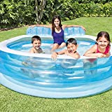PISCINA FAMILIAR C/SILLON -