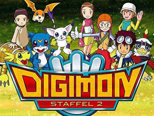 Digimon 2 Staffel
