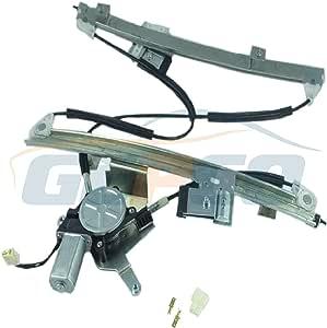 Gepco Advanced Technology Elektrisch Fensterheber Vorne Links 6x0837461a Mit Elektromotor 2 3 Türig Auto