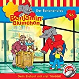 Der Bananendieb: Benjamin Blümchen 96