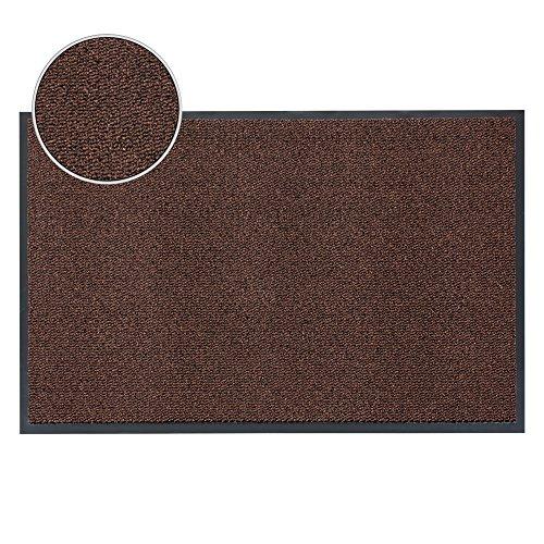 Basic Clean Schmutzfangmatte Fußmatte Schmutzmatte Schmutzfangläufer Sauberlauf,...