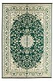 #10: Plastic Floor Mats, Plastic Mat, Plastic Rugs (Chatai) for Home, Living Room, Bedroom, Kids floor, Garden in Size 4 x 6, T4green 5065a