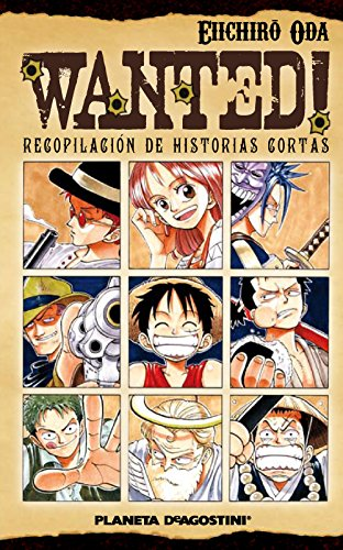 Wanted (One Piece) (Manga Shonen) por Eiichiro Oda
