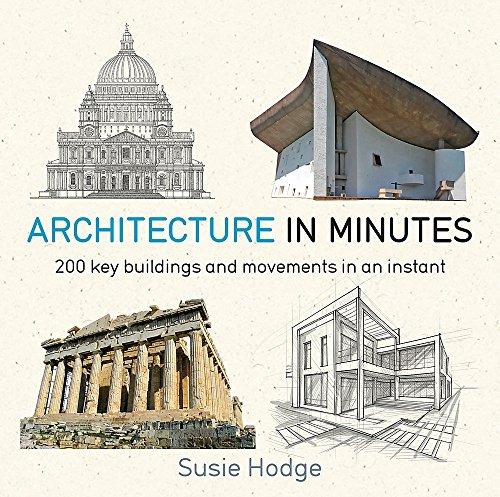 Architecture In Minutes por Susie Hodge