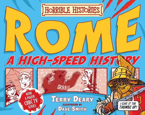 Rome : a high-speed history
