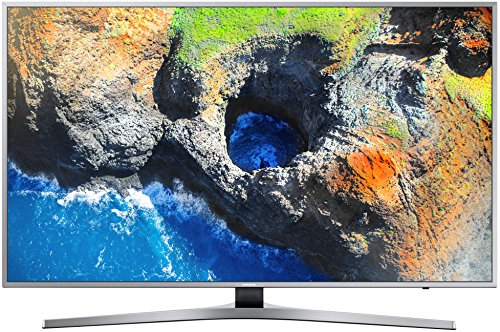 Samsung MU6409 138 cm (55 Zoll) Fernseher (Ultra HD, HDR, Triple Tuner, Smart TV) (55in Tv Led Samsung)