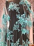 Spitzenstoff für Brautschmuck/Hochzeitskleid, schwerer