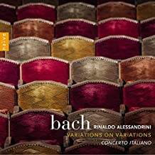 Bach-Variations on Variations