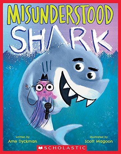 Misunderstood Shark (English Edition) Serie Marine Radios