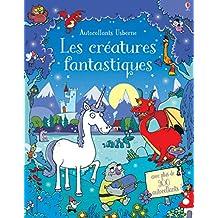 Les créatures fantastiques - Autocollants Usborne
