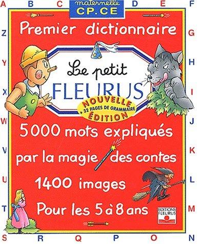 Premier dictionnaire - le petit Fleurus