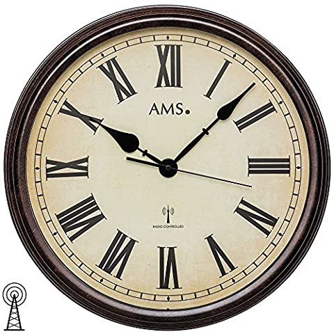 AMS Horloges Radio-pilotées 5977