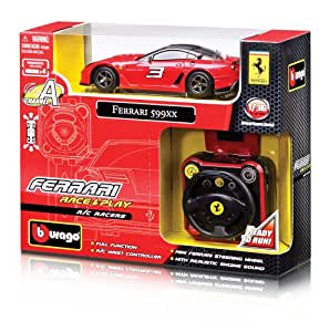 Bburago - 31206 - Vehicule Radio Commande - Ferrari Montre  -  Rouge