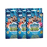 #5: Topps Cricket Attax IPL CA 2017 Value Pack, Multi Color (Pack of 3)