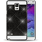 Best Note4 Cases - Samsung Galaxy Note 4 Hard-Case by NICA, Sparkly Review