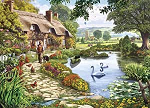 Gibsons - Meadow Farm - Jigsaw Puzzle - 1000 pieces