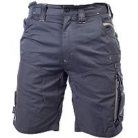 Apache Workwear ATS Multi Pocket Lightweight Work Cargo Shorts with Ripstop