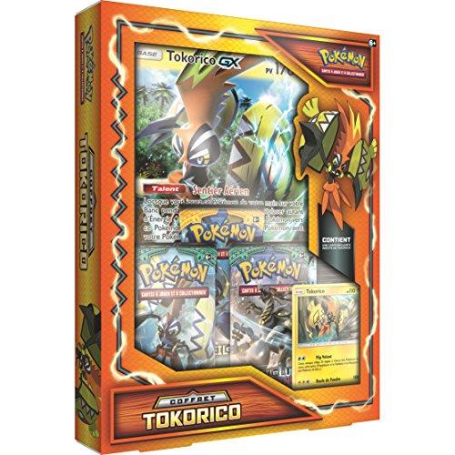 De Pokémon Cartes Jeux Tokorico Coffret 123jeu 658Oqw5