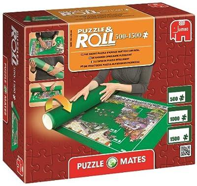 Puzzle Mates 17690 - Tapete para enrollar puzzles (500, 1000 y 1500 piezas) por Jumbo