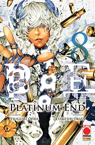 Platinum end: 8