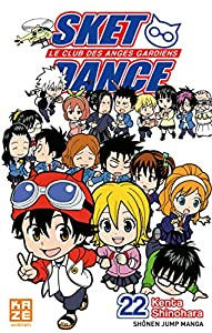 Sket Dance - Le club des anges gardiens Edition simple Tome 22