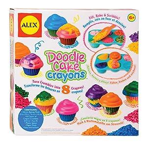 Alex Toys diversos Doodle Pastel de ceras Kit