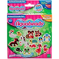 Aquabeads-79298 Animal Friends Set, (Epoch 79298)