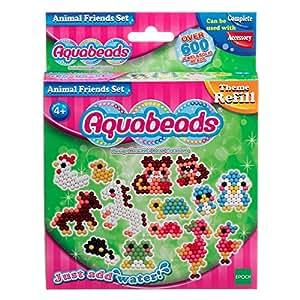 Aquabeads 79298 Animal Friends Set