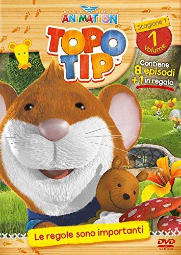 Topo tip torna in libreria con una nuova collana