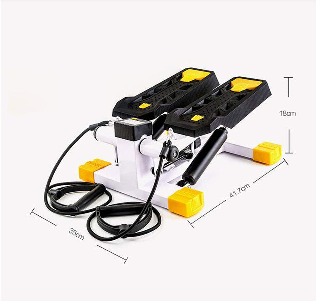 61KKzhTOrFL - LY-01 Steppers Stepper,Fitness,Exercise,Weight Loss Equipment Multi-function Stepping Exercise Pedal Machine
